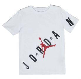 Nike Παιδική κοντομάνικη μπλούζα Jordan Stretch